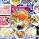 Prawn & Seafood Steamboat [Price Varies]