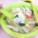 Soup Mee Hoon Kway [$3]