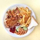 Chicken Chop (Add on Pork Chop) [$8.50]