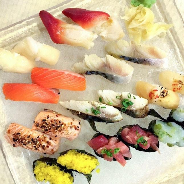 Sushi [$0.80/Piece]