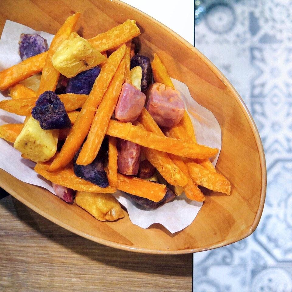 Potatoes World 三色薯条 [$6.90]