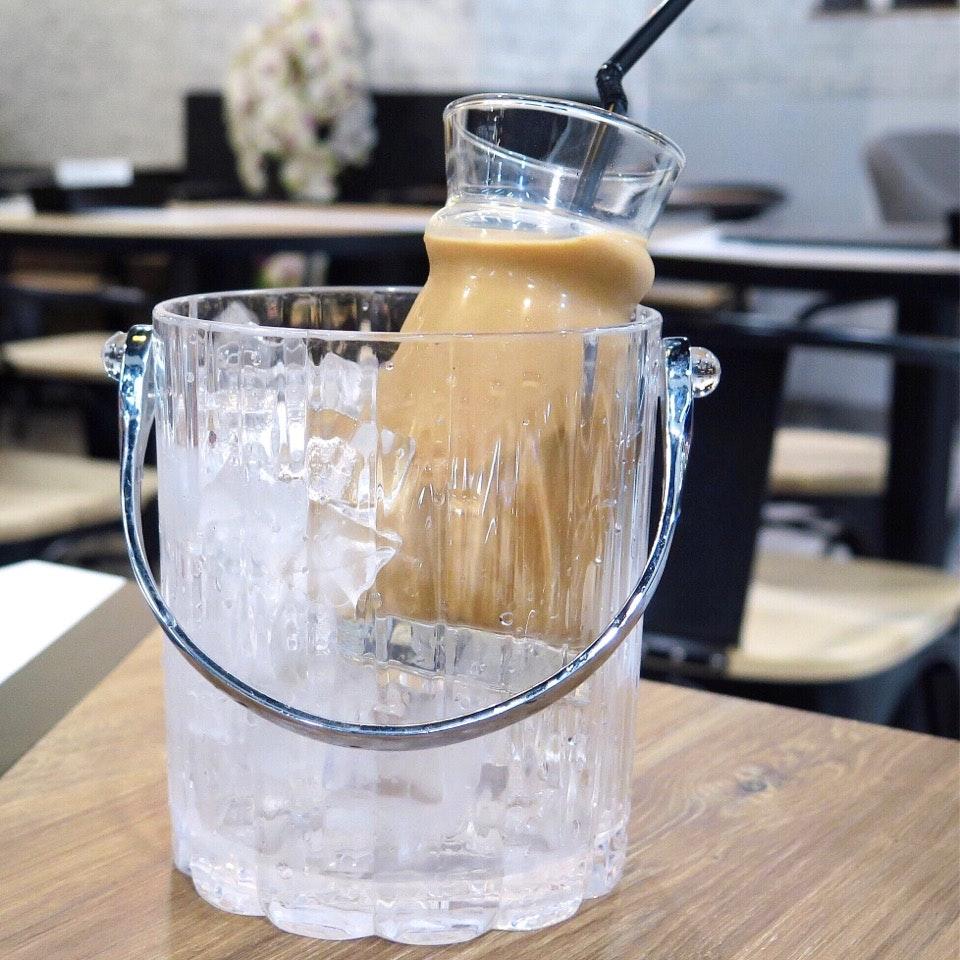 Ice Milk Tea 冰镇奶茶 [$4.50]
