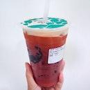 Strawberry Black Tea [$3.20]
