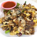 Lim's Fried Oyster (Berseh Food Centre)
