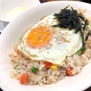 Seafood Fried Rice [$13.90]