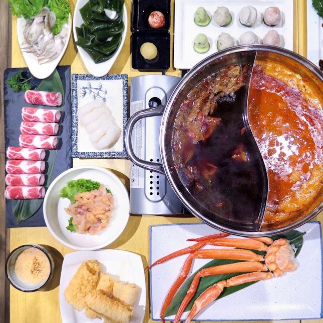 Ding Xian Hotpot [Price Varies]