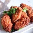 Prawn Paste Chicken 虾酱鸡 [$10 for Small]