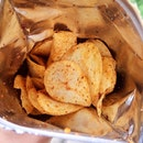 Ooh 麻辣 Ma La Potato Chips [$6]