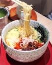 Spicy White Curry Ramen/Udon Set [$16.80]
