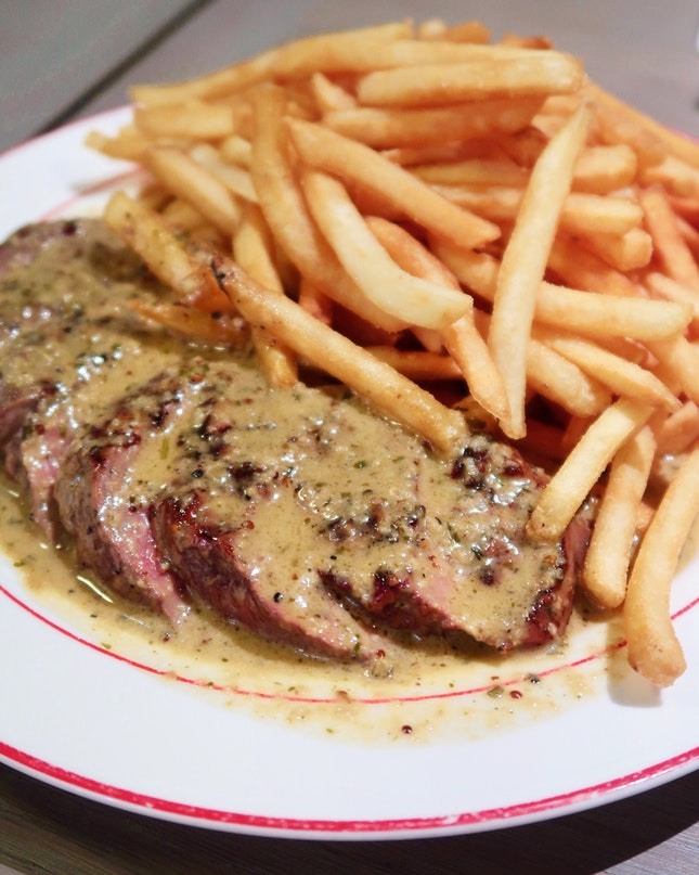 Trimmed Entrecote Steak [$34.90]