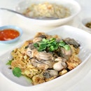 Fried Eggs with Oysters 蚝蛋 [$10]