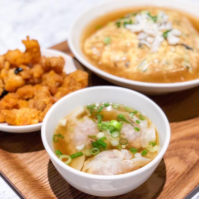 Wanton Soup [$4.50]