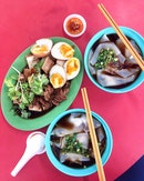 Jin Ji Teochew Braised Duck & Kway Chap (Chinatown Complex Market & Food Centre)