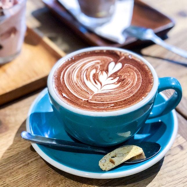 Hot Cocoa [$6.40]