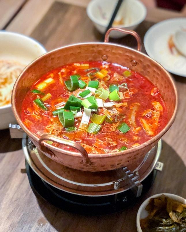 Beef Stew in Copper Pot 火瓢牛肉 [$24.90]