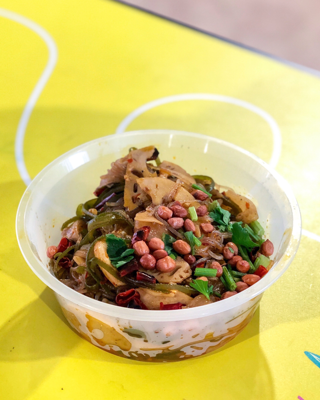 China-Chinese Food