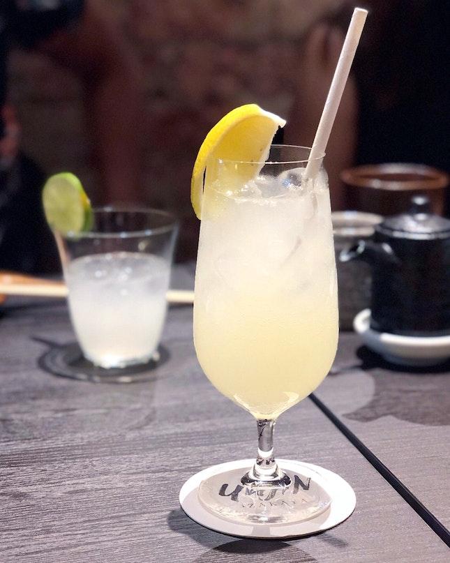 Homemade Lemonade [$6]
