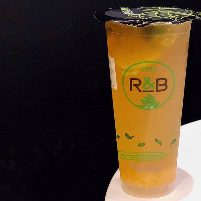 Citrus Power 金桔柠檬 [$3.90]