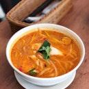 Tom Yum Noodle [$8.50]