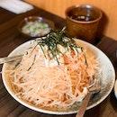 Daikon Salad [$8]