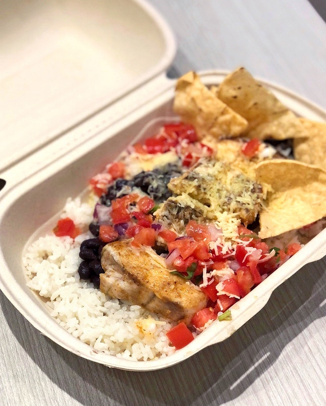 Burrito Bowl Regular [$10.90]