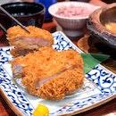 Ginjio Pork Katsu Set - Pork Fatty Loin Set [$38]