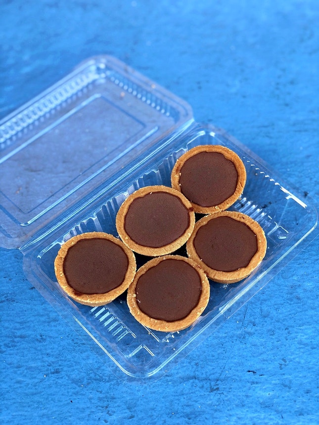 Chocolate Tart [$5]