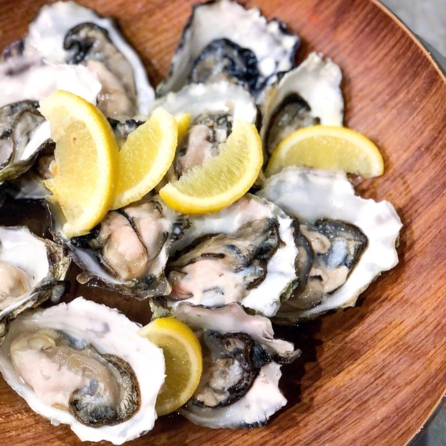 Canadian Oysters [$1 Promo]