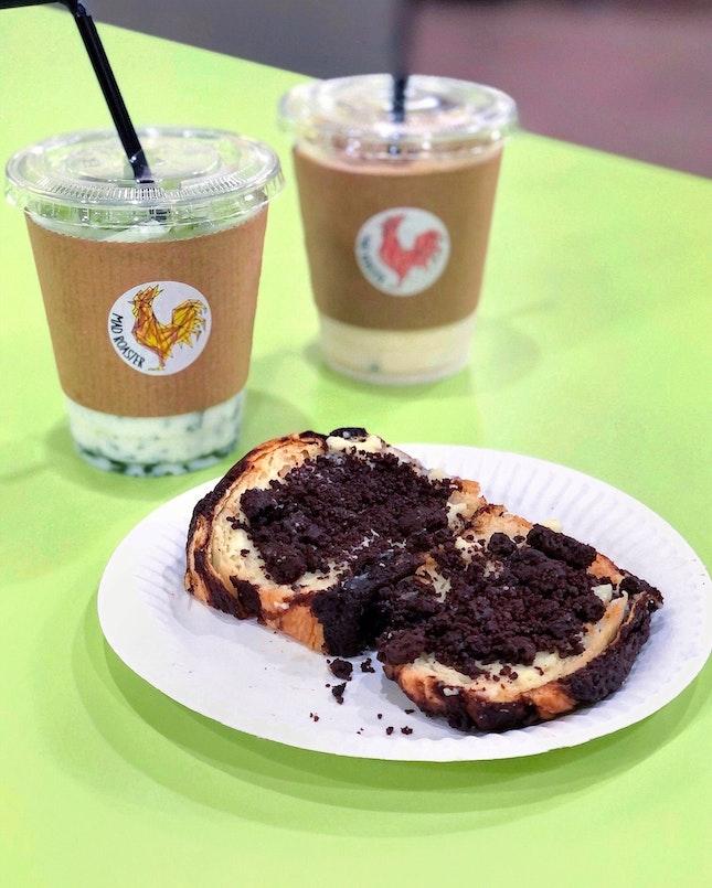 Chocolate Babka [$2 for Slice, $18 for Loaf]