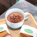 Cocoa No. 1 [$6.50 Ala Carte, Top up $2 with Breakfast Sets]