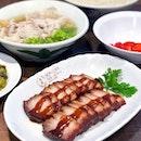 Glazed BBQ Pork (Char Siew) 叉烧肉 [$5.90]