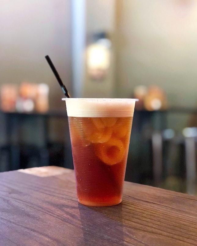 Red Tea 红茶 [$2.90]