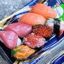 Don Don Donki Sushi [Price Varies]