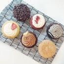Plain Vanilla Cupcakes ($3.50 each; $22 for six).