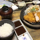 Can't go to a shop called Tonkatsu and not order tonkatsu right?