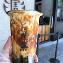 Not one of my favourites (because of how sweet it is) but there are days when you just need a bubble tea fix pronto!