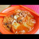 Laksa for lunch!