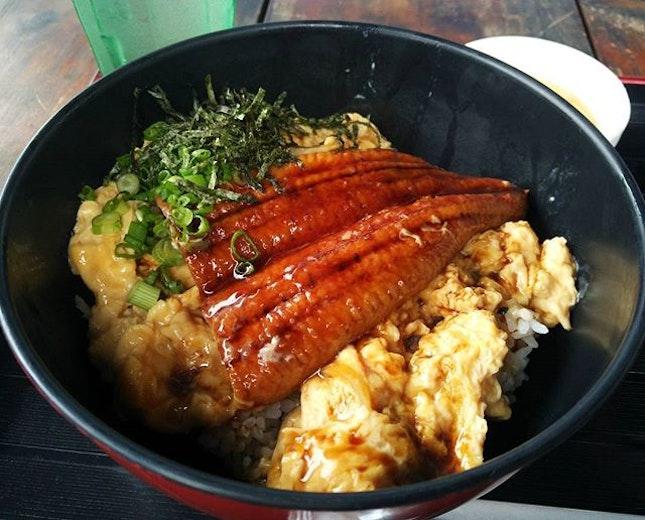 Katanashi unatama don for lunch earlier today!