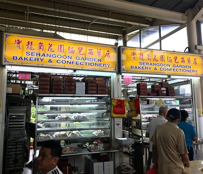 """Finally made my way to this """"zai lai"""" bread stall since it was only a 6mins car ride from kombi rocks."""
