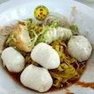 Song kee fishball noodles for dinner!