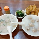 Sang Kee Congee & Noodle 生記粥麵