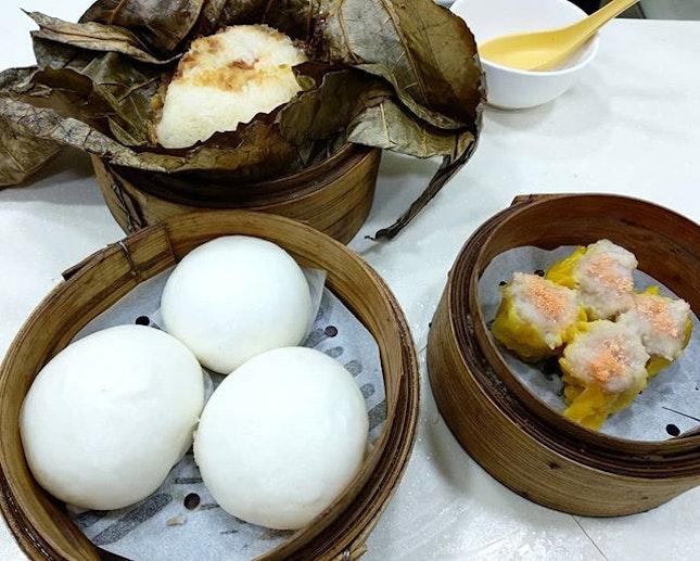 This was our first dim sum meal in Hong kong - Fu Kee dim sum (near yau ma tei mtr stn)!