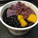 Blackball purple sweet potato!
