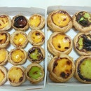 Because KFC doesn't sell portugese egg tarts anymore..