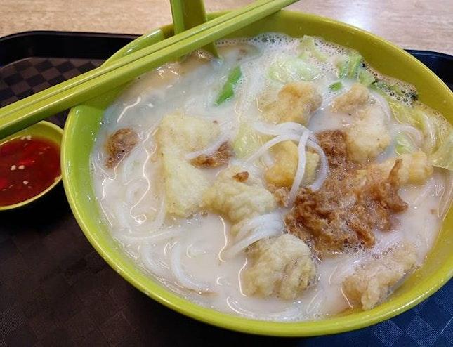 Marsiling teochew fish soup!