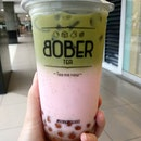 The most Instagram worthy drink at bober tea!