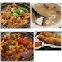 lau wang claypot delights