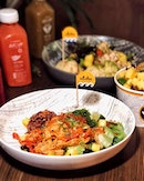 Ultimate Poké Bowl— fr $19 New Add-ons, New Cooked food, New Signature Poké Bowl and Tiki Bar that offers finger food and Craft Beers now opened from the evening exclusively at Amoy Street Outlet.