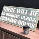 Latte at 6oz Espresso Bar