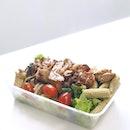 Warm Salad at The Salad Corner (GSH Plaza) 🥗